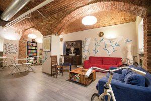 Auberge de jeunesse Turin - Tomato