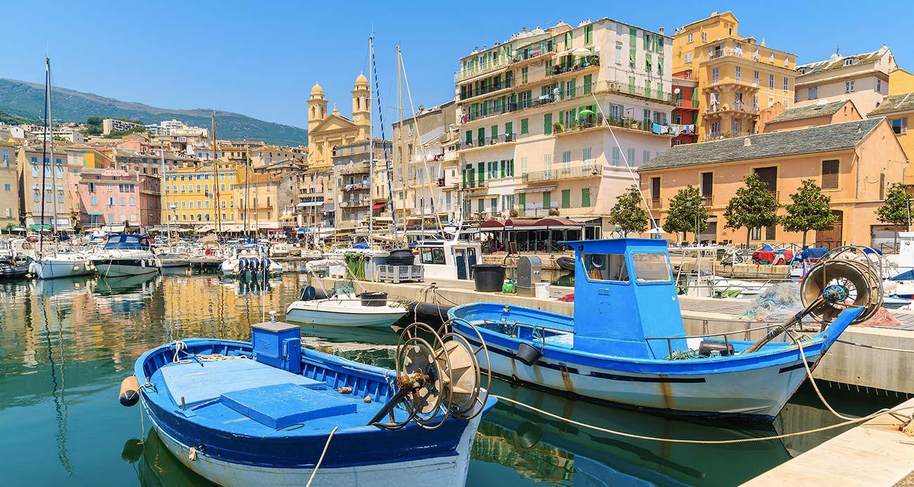 Visiter Bastia - Couverture