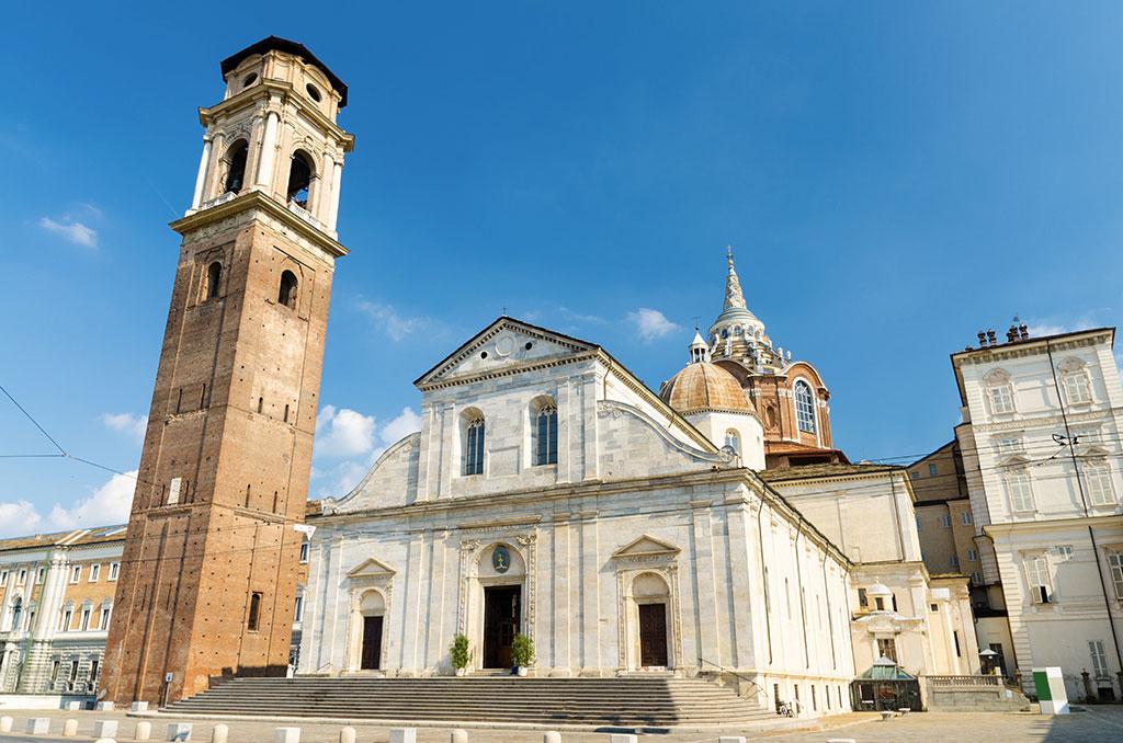 Visiter Turin - Cathédrale St Jean-Baptiste