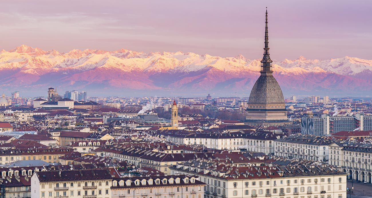 Visiter Turin - Couverture